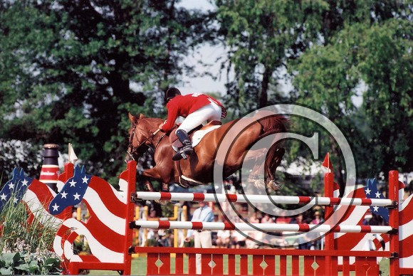 Upperville Jumper